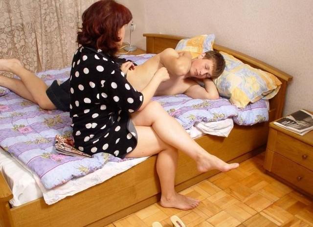 отношения мать с сыном интимные
