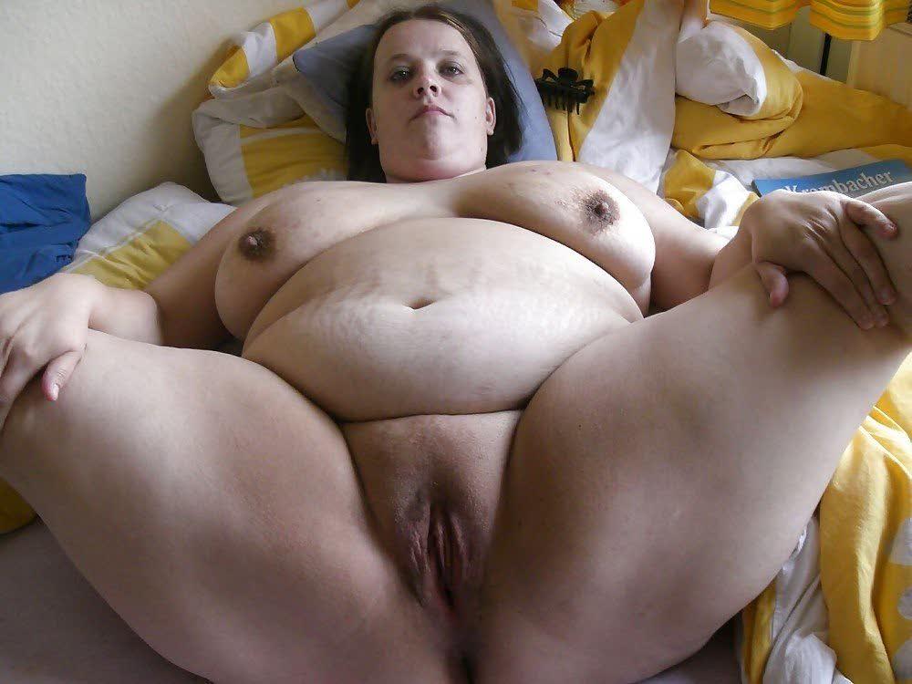 самый толстый женщина голый